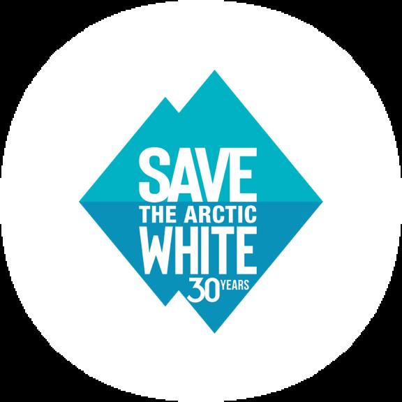 Logo Save the white